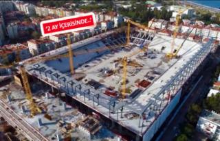 İzmir statlarında son durum