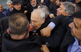 Kılıçdaroğlu'na saldıran 11 kişinin kimliği...