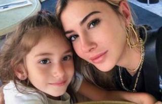 Şeyma Subaşı kızı Melisa ile Miami tatilinde!