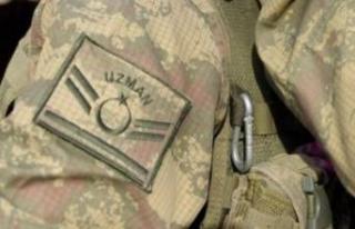 Tunceli'de bir asker kaza kurşunuyla şehit...