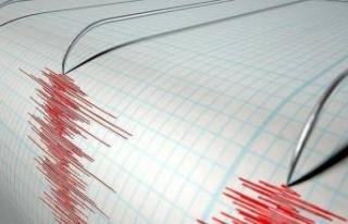 Ülke depremle sarsıldı! Alarm verildi