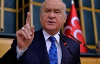 Bahçeli'den 15 il başkanına İstanbul talimatı
