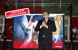 Başkan Batur: 'Birlikte Konak' anlayışıyla...