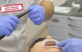 """""""Binlerce ortodonti hastası mağdur ediliyor"""""""