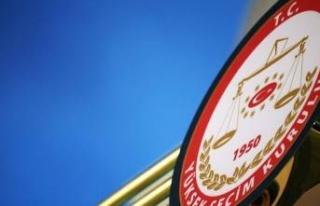 CHP ve İYİ Parti'nin itirazları haftaya kaldı
