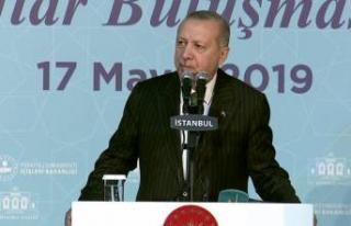 Erdoğan'dan yeni sistem önerisi