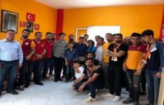 Galatasaray'dan Foça şehidi Uğur Çakmak adına...