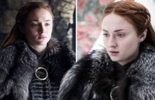 Game of Thrones'un Sansa'sından sert tepki