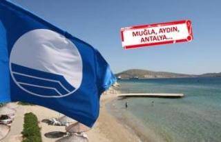 İzmir'in mavi bayraklı plajları belirlendi