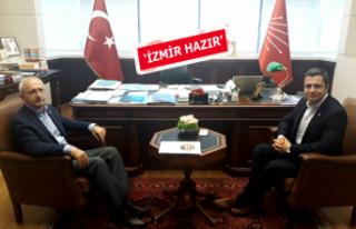 Kılıçdaroğlu: İzmir'in desteği çok önemli
