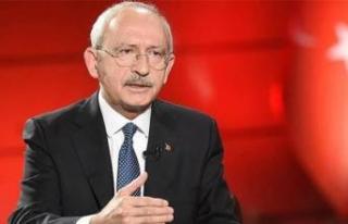 Kılıçdaroğlu Samsun'daki 19 Mayıs resmi törenine...