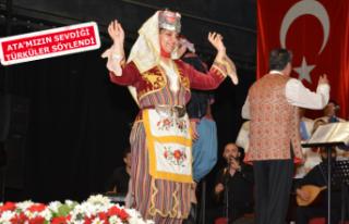 Ödemiş Belediyesi THM Korosundan Konser