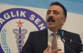 Sendikadan İzmir Sağlık Müdürlüğü'ne...