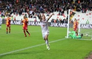 Sivas'ta müthiş geri dönüş! 7 gol...