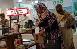 Uluslararası organik pazarının nabzı İzmir'de...