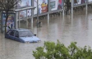 AFAD'dan Denizli'ye sel uyarısı!