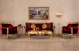 Afrikalıların evleri Türk mobilyalarıyla donanacak