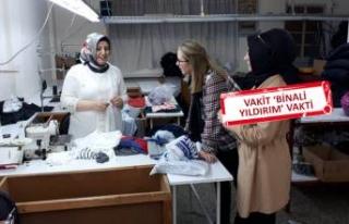 AK Partili Çankırı'dan İstanbul'da 'Binali...