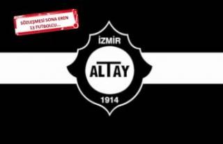 Altay'a transfer yasağı geldi