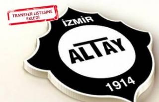 Altay Hasan'ı listeye aldı