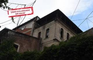Atatürk'ün İzmir'e geldiğinde kaldığı...