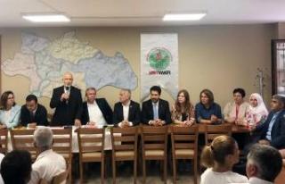 Balçova'dan İmamoğlu'na destek