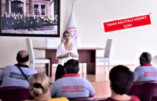 Bornova'dan 'hayati' eğitimler