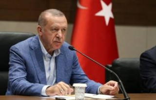 Erdoğan'dan değerlendirme: Yeni bir dönemin...