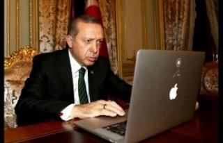 Erdoğan, Youtube kanalı açtı