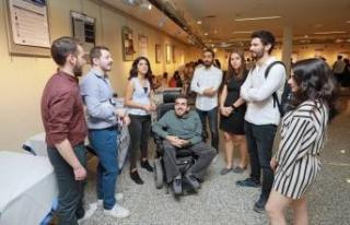 Görme engelliler için 'akıllı asistan'...