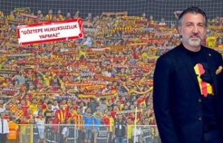 Göztepe'den 'Torbalı' açıklaması