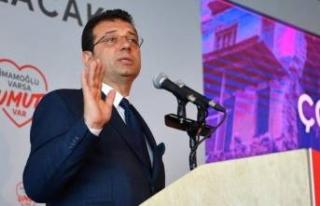 İmamoğlu'ndan CHP Genel Başkanlığı ve Cumhurbaşkanlığı...