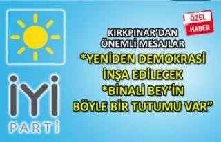 İYİ Parti İzmir'den ilk açıklama