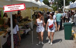 İzmir'de lezzetli festival