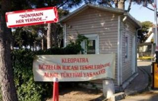 İzmir'deki alkol yasağı sonrası ilk açıklama