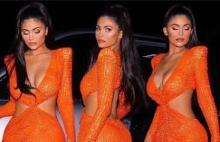 Kylie Jenner'ı makyajsız tanımak imkansız!