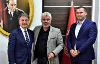 "Mestanlı'dan Bornova'ya ""kardeş"" ziyareti"