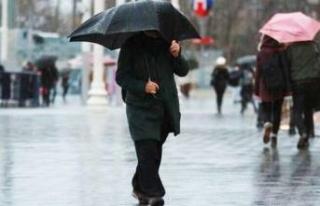 Meteorolojiden çok sayıda kente sağanak uyarısı