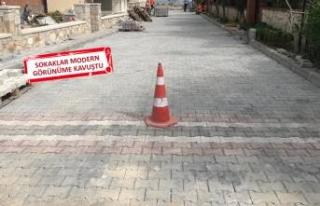 Narlıdere'nin sokaklarına sihirli dokunuş!