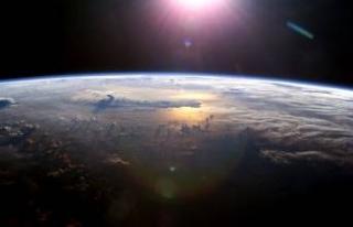 NASA'dan ilginç açıklama: Dünya'dan...