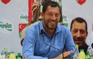 Pınar Karşıyaka'da Sarıca yuvaya döndü