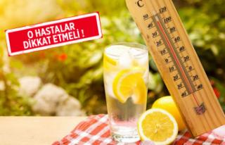 Sıcaklarda nasıl beslenmeli?