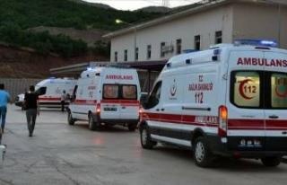 Tunceli'de çatışma: 1 asker şehit oldu!