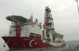Türkiye için tarihi gün! Yavuz yola çıktı