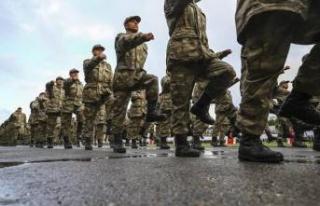 Yeni askerlik sistemi yasası için tarih verildi