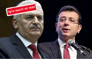 Yıldırım-İmamoğlu ortak yayınının moderatörü...