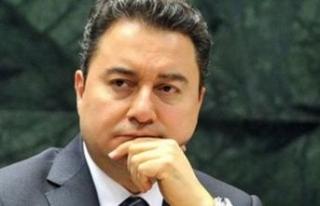 Ali Babacan'a açılan soruşturmada yeni gelişme