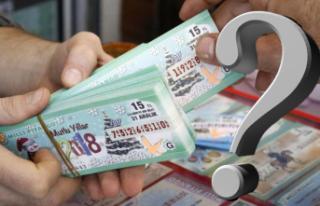 'Alo Milli Piyango 70 milyon lira bana çıktı...