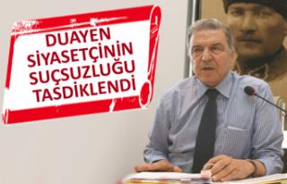 CHP İzmir'de Tütüncüoğlu hakkında karar...