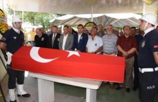 CHP'li Bakşık törenle son yolculuğuna uğurlandı